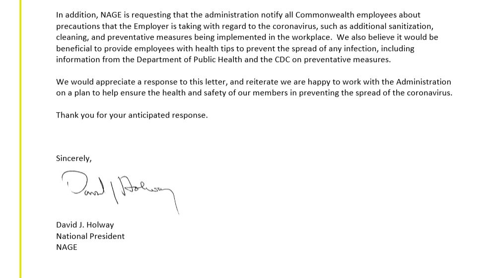Benefits Letter To Employees from www.nage.org