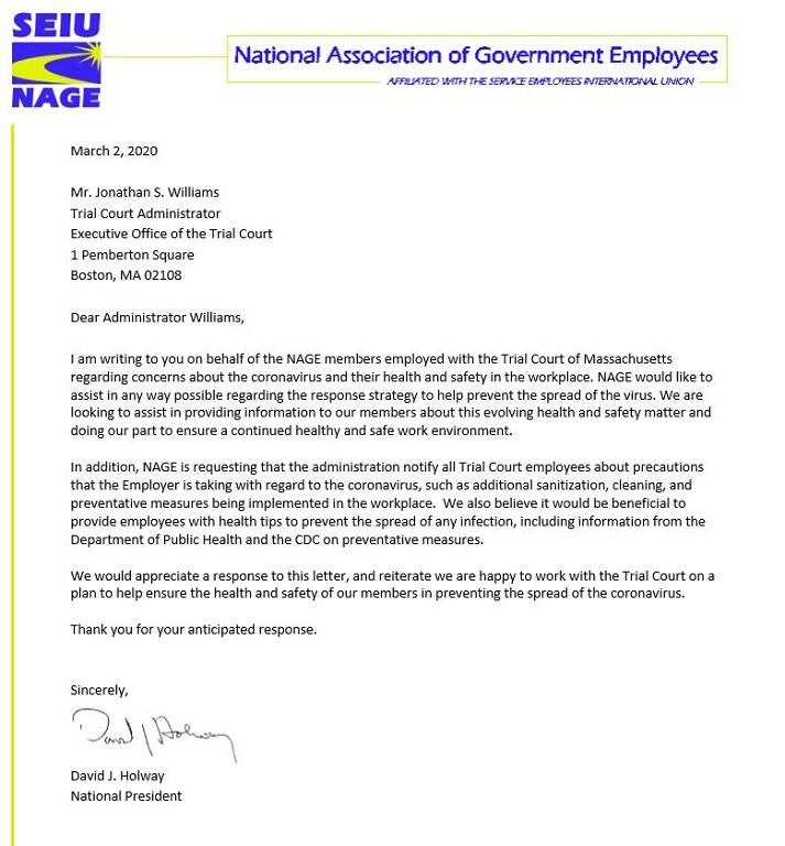 Nage Seiu Trial Court Service Employees International Union